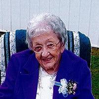 Clarice Gertrude Halliday Goreham  April 25 1924  June 01 2021 avis de deces  NecroCanada