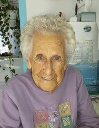 Marie LeBlanc  October 28 1922  April 25 2021 (age 98) avis de deces  NecroCanada
