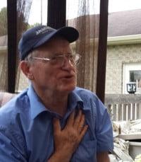 Eugene Joseph Bowles  Monday May 31st 2021 avis de deces  NecroCanada