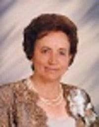 Giovanna Arcuri Casola  2021 avis de deces  NecroCanada