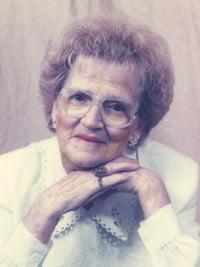 Lucienne Cloutier Giguere 1921 - avis de deces  NecroCanada