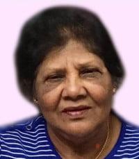 Rajpattie Bissoon  Monday May 31st 2021 avis de deces  NecroCanada