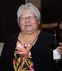 Caroline Rose Tebishgoeshik  Wednesday June 2nd 2021 avis de deces  NecroCanada