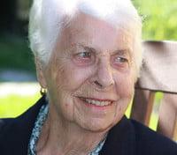Margaret Chalmers 1925-2021 avis de deces  NecroCanada