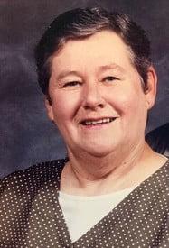 Norma Johannson  June 1 2021 avis de deces  NecroCanada