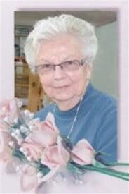 Pauline De Repentigny nee Larocque  1927  2021 (94 ans) avis de deces  NecroCanada