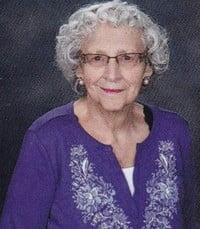 Ruth Kathleen MUTCH Baechler  2021 avis de deces  NecroCanada