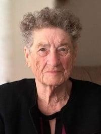Irene BOURGEOIS 1927- avis de deces  NecroCanada
