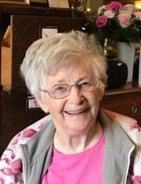 Mary Anne Baerg  June 17 1931  June 3 2021 (age 89) avis de deces  NecroCanada
