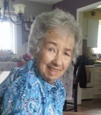 Betty Charlotte Hodgins Helmkay  Sunday June 6th 2021 avis de deces  NecroCanada