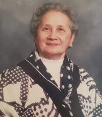 Hermenia Romero  June 6 2021 avis de deces  NecroCanada