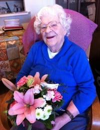 Joan Cecily Rabnett Myatt  February 11 1919  June 5 2021 (age 102) avis de deces  NecroCanada