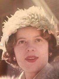 Elaine Purdie  2021 avis de deces  NecroCanada