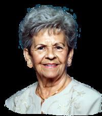 Eleanor Lee-Barnes  2021 avis de deces  NecroCanada