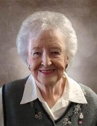 Joan Gagnon nee Schofield  2021 avis de deces  NecroCanada