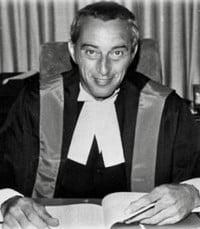 Judge Arthur Jim Fuller  2021 avis de deces  NecroCanada