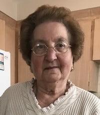 Maria Gentile Mazzuca  Friday June 4th 2021 avis de deces  NecroCanada