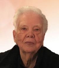 Virginia Cabral Botelho  June 5th 2021 avis de deces  NecroCanada