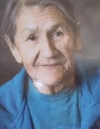 Alvina Gladys Crookedneck  August 14 1945  June 7 2021 (age 75) avis de deces  NecroCanada