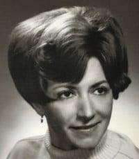 Carmen Gagne  18 janvier 1934 – 07 juin 2021