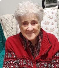 Dorothy Elizabeth Browne Lewis  June 2nd 2021 avis de deces  NecroCanada