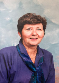 Mary Diane Hutchinson nee Nott  April 11 1933  June 7 2021 avis de deces  NecroCanada