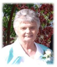 Barbara Isobel Oberle nee Ramsey  June 3rd 2021 avis de deces  NecroCanada