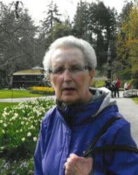Carolyn Doris Auld  March 18 1944 – June 9 2021 avis de deces  NecroCanada