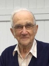 George Hatfield Hayward  19272021 avis de deces  NecroCanada