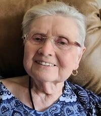 Kaethe Gerda Relland  Friday June 4th 2021 avis de deces  NecroCanada