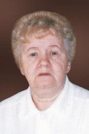 Louisette Parent  (1928  2021) avis de deces  NecroCanada
