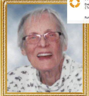 Mme Loretta Fortin  2 juin 2021 avis de deces  NecroCanada