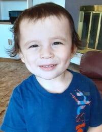 O'Shea Bently Cruz Potts  September 14 2018  June 2 2021 (age 2) avis de deces  NecroCanada