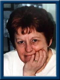 Whynot; Joyce Olive  2021 avis de deces  NecroCanada
