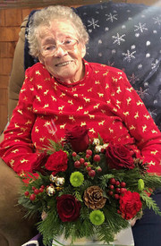 Hilda Glendenning 1921-2021 avis de deces  NecroCanada