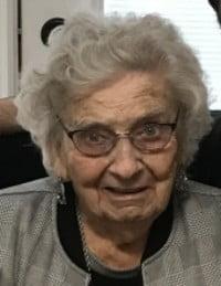 Mabel Jane Winsor  2021 avis de deces  NecroCanada