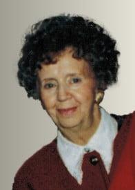 Mariette Garon  1929  2021 (92 ans) avis de deces  NecroCanada