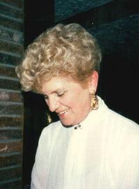 Wilma Ann Jessie Blondin  April 22nd 1931  June 9th 2021 avis de deces  NecroCanada
