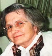 Lila Audrey Montgomery  2021 avis de deces  NecroCanada