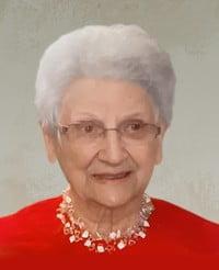 Yolande Denis Gagnon  1927  2021 (94 ans) avis de deces  NecroCanada