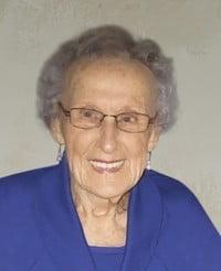 Claire Roy Morin  1924  2021 (96 ans) avis de deces  NecroCanada