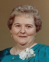 Mary R McWilliam  2021 avis de deces  NecroCanada