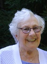 Mme Marie-Therese Wilson Daoust  2021 avis de deces  NecroCanada