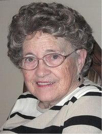 Verna Myrtle Johnson  June 11 2021 avis de deces  NecroCanada