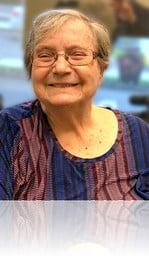 Edna May Creese  2021 avis de deces  NecroCanada