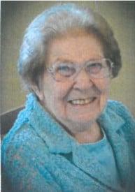 Elizabeth Betty Margaret Rose Zielke Obermeyer  April 29 1927