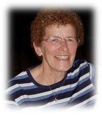 Louise Mary Fedoriak  August 14 1939  May 28 2021 avis de deces  NecroCanada