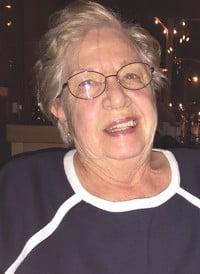 Barb Anne Evans Creviston  August 7 1941