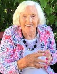 Betty Joan Hickey  August 6 1926  May 21 2021 avis de deces  NecroCanada