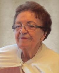 Emma Burattini Chamberland  1924  2021 (96 ans) avis de deces  NecroCanada